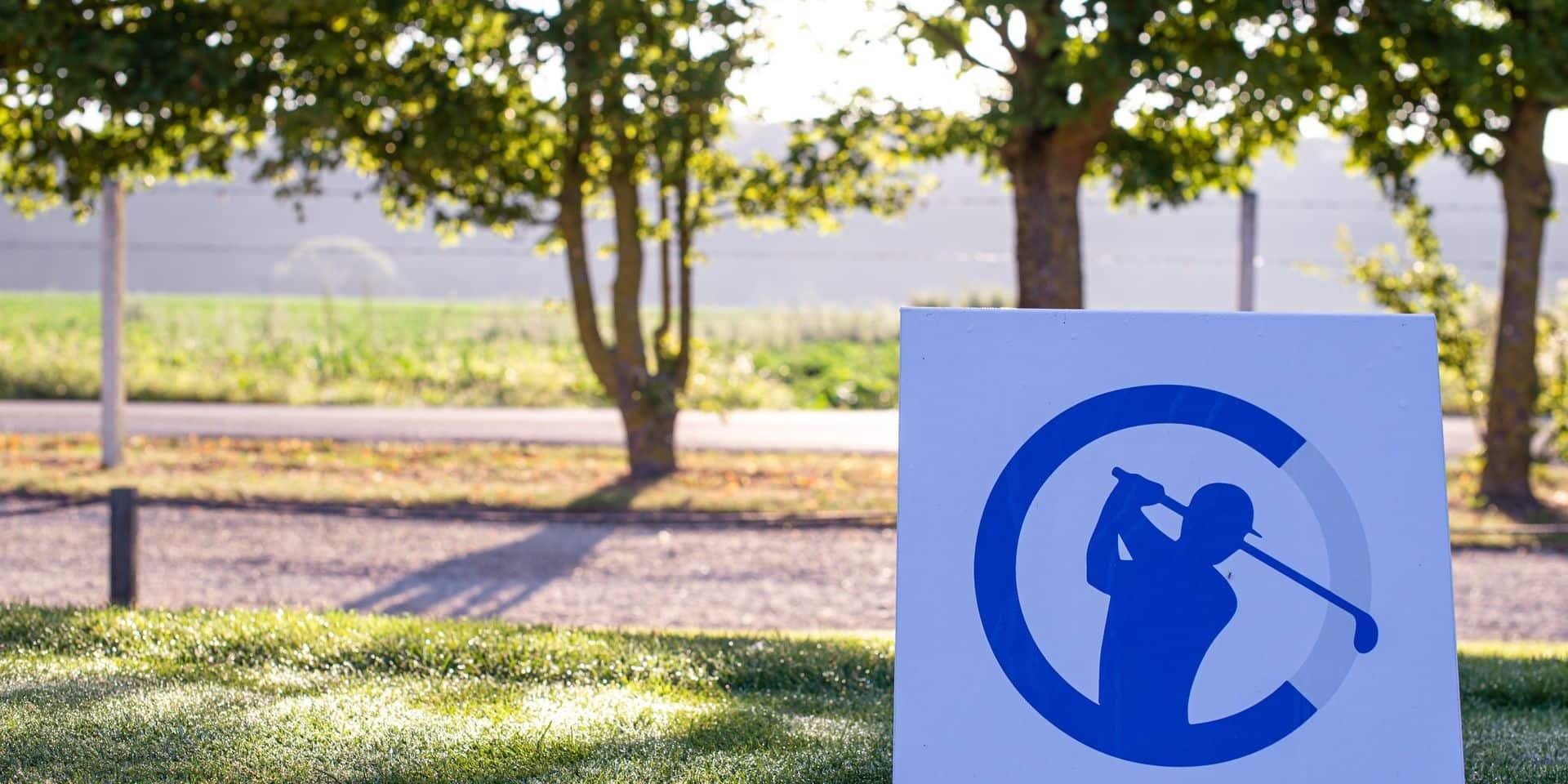 Belgian Golf League : partage entre le Waterloo et le Ravenstein