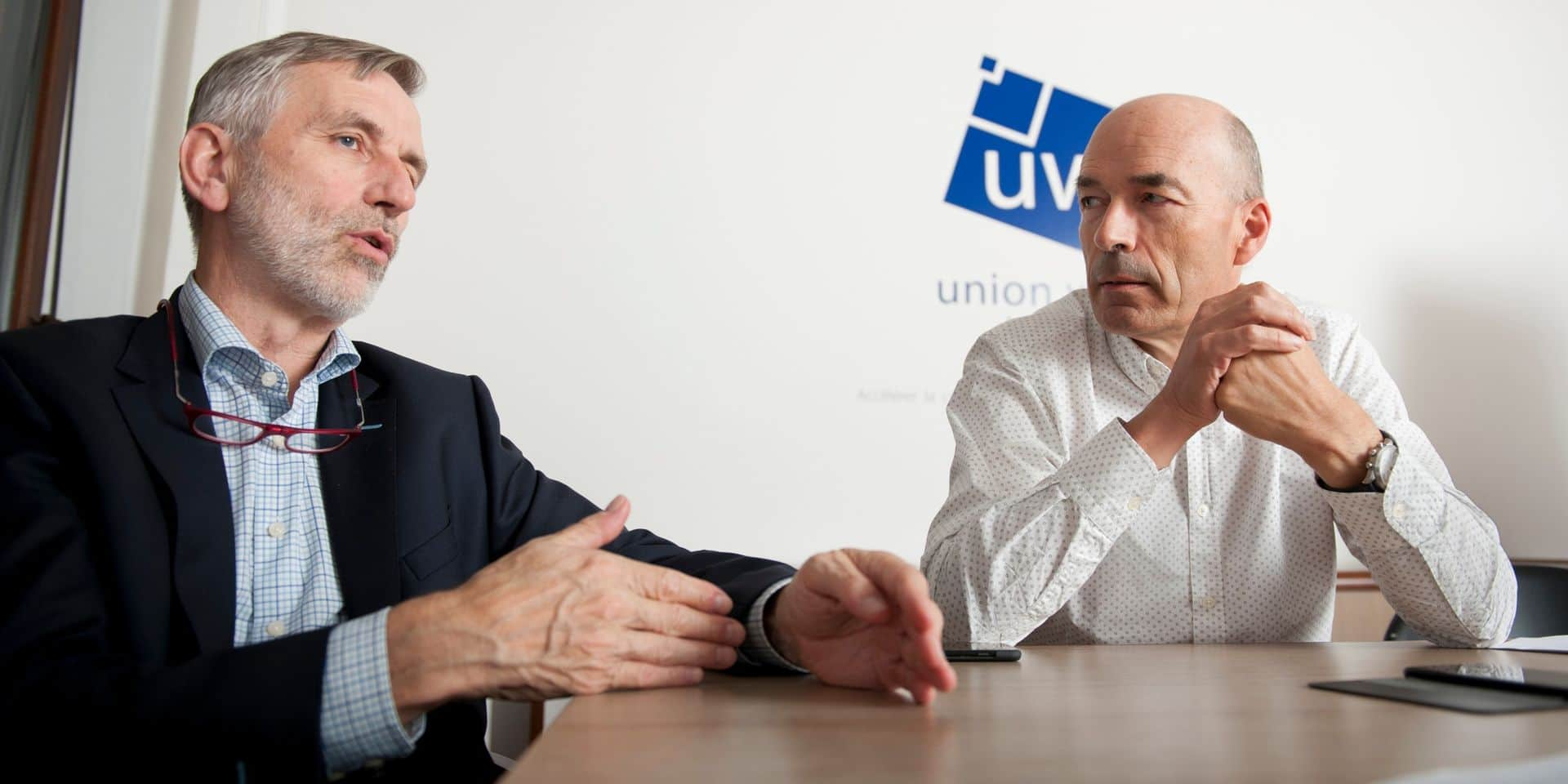 """Guerre de tranchées à l'Union wallonne des entreprises: """"Le climat est délétère"""""""