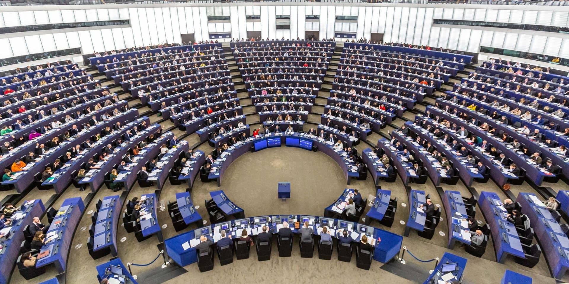 Coronavirus: le Parlement européen à Strasbourg transformé en centre de dépistage