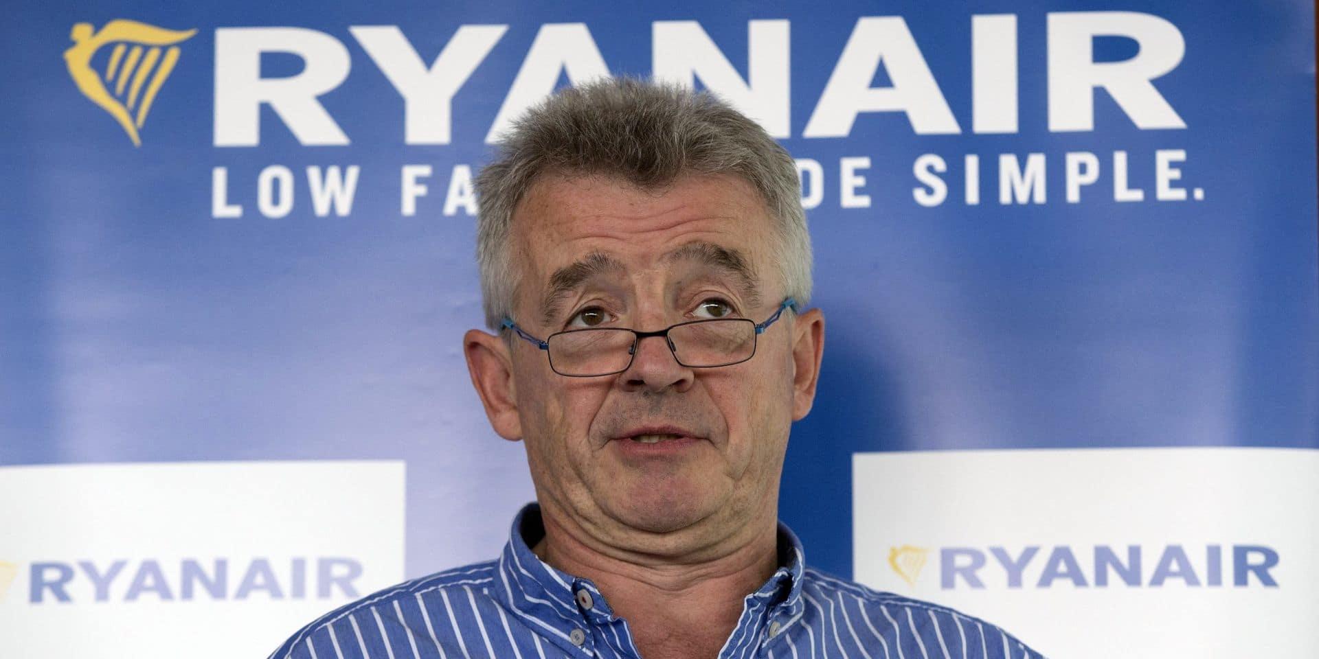 """Michael O'Leary, patron de Ryanair: """"Norwegian est condamnée"""""""