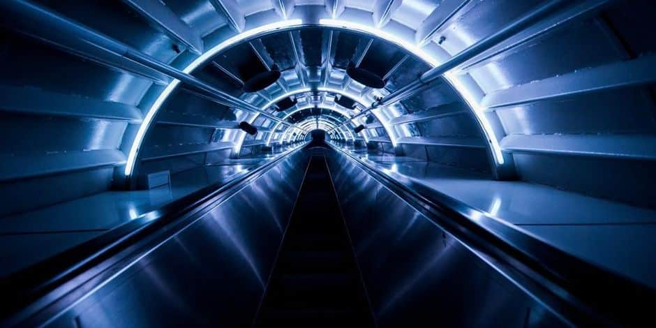 Atomium, une expo comme dans une boule disco