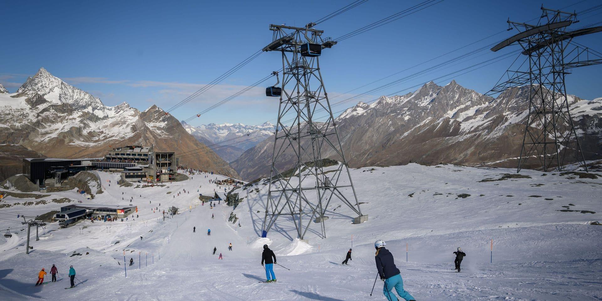 Les sports d'hiver en suspens : un désastre économique, même en Belgique !