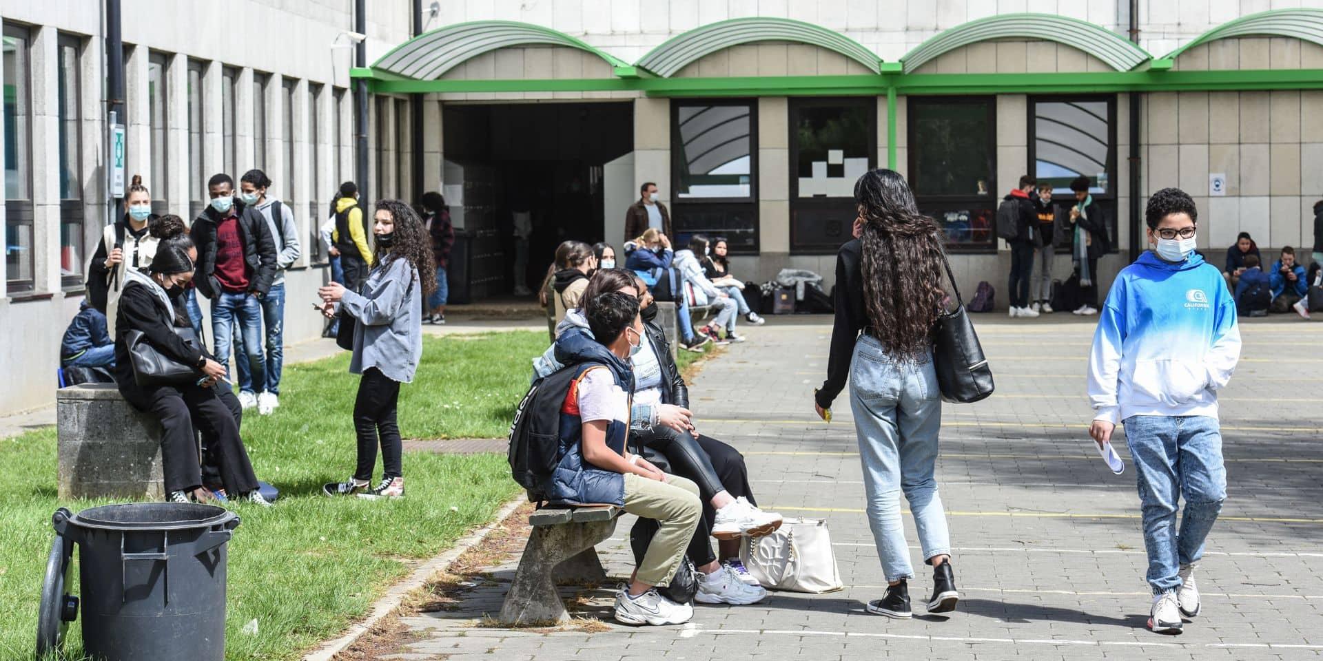 """Cent écoles wallonnes labellisées """"école plus propre"""""""