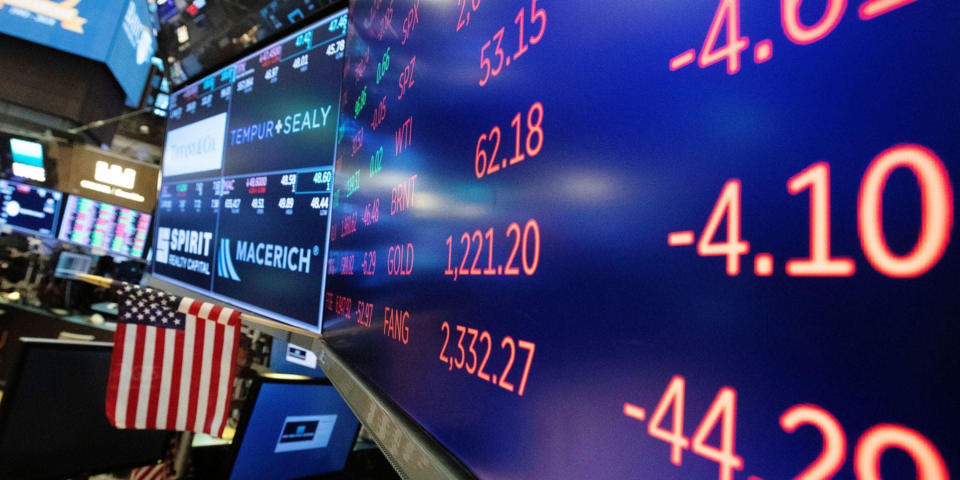 La Bourse négocie le futur