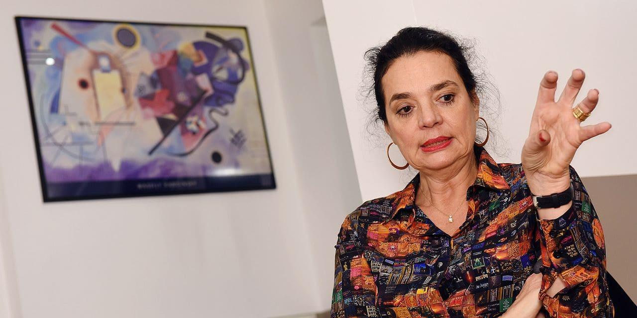 Christine Defraigne MR Politique femme Liege senat