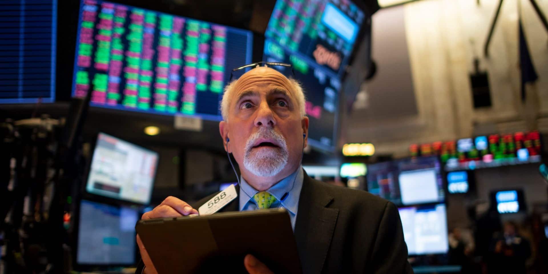 Wall Street, optimiste sur les négociations commerciales, termine en hausse