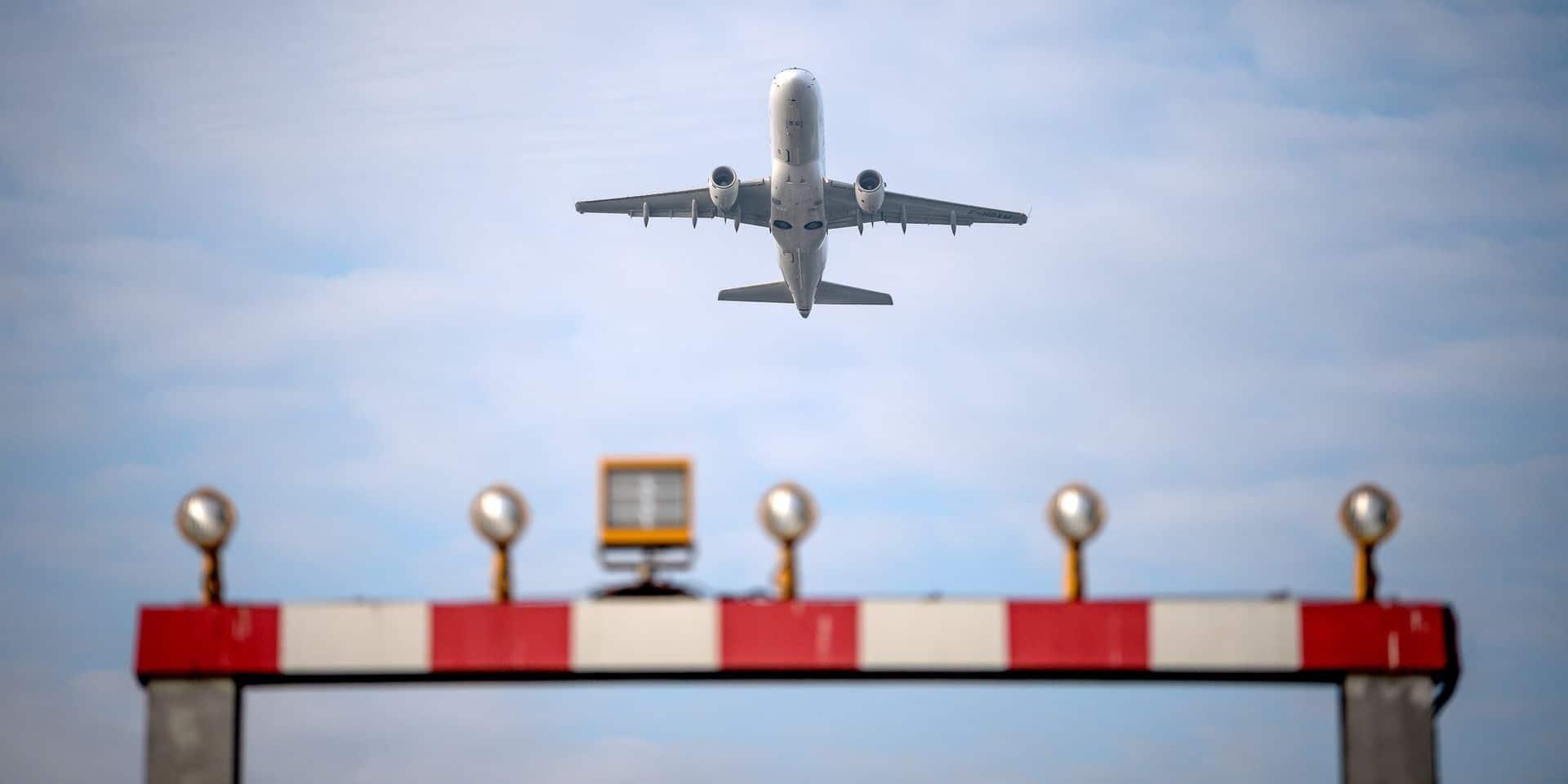 Reprise lente pour l'aéroport de Francfort, qui va supprimer 3.000 à 4.000 emplois