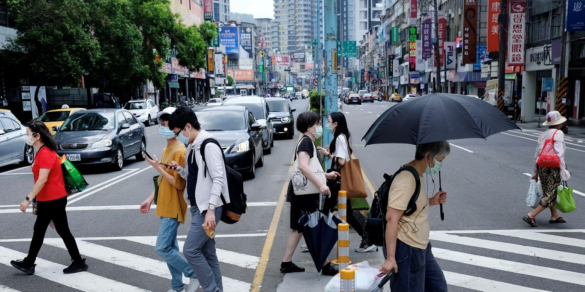 """""""Il y avait définitivement un certain sentiment de complaisance"""" : l'erreur commise par Taïwan dans la lutte contre le coronavirus"""