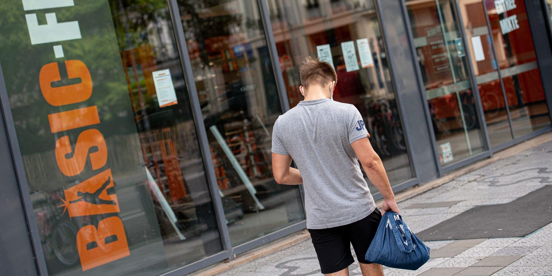 Basic-Fit, qui vient de rouvrir ses salles en Belgique, lève plus de 300 millions d'euros