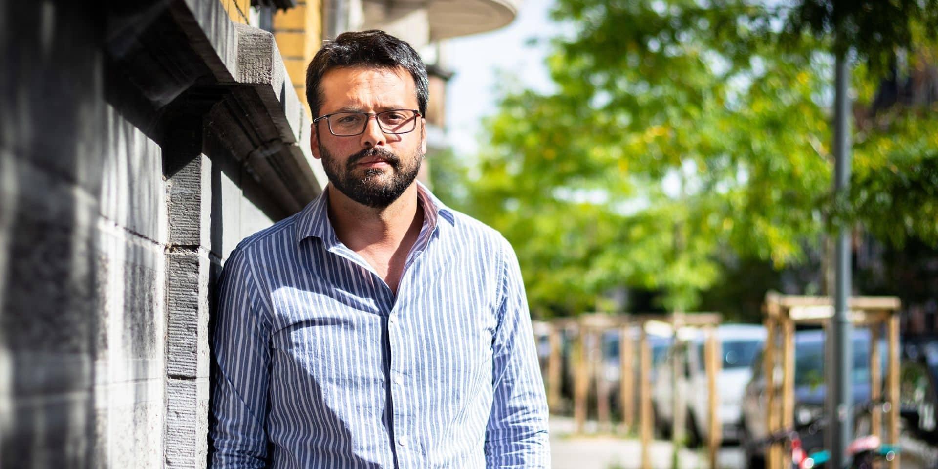 """Emmanuel André :""""On s'apprête à vivre des semaines et des mois difficiles"""""""