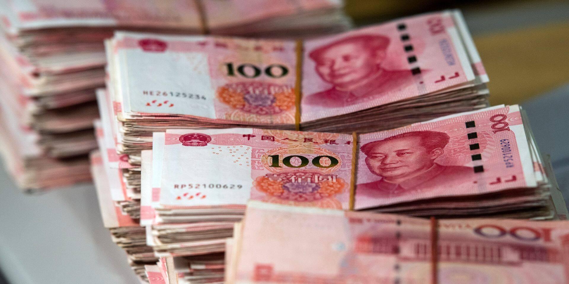 La dégringolade du yuan, nouvel élément de la guerre commerciale