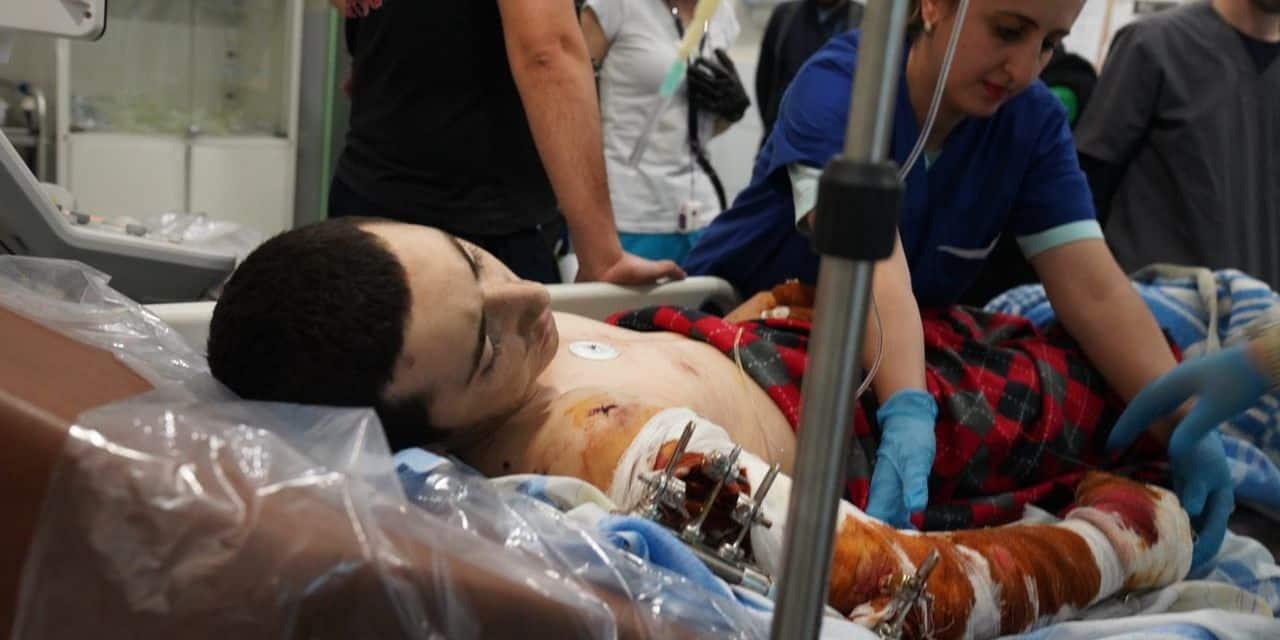 Azerbaïdjan: 14 civils tués par des tirs de missiles arménien