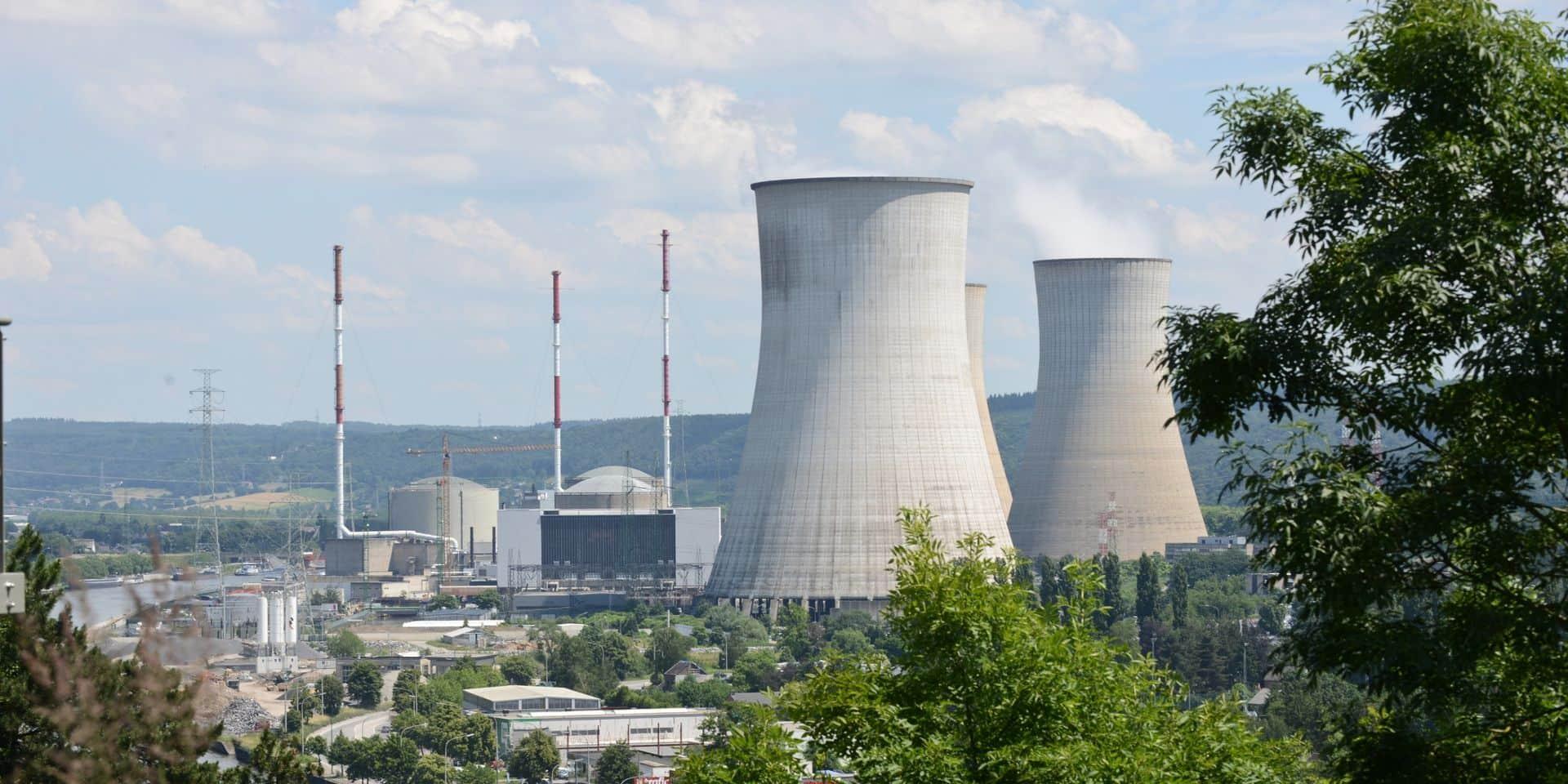 """Six """"anomalies"""" nucléaires sont survenues en Belgique en 2020"""