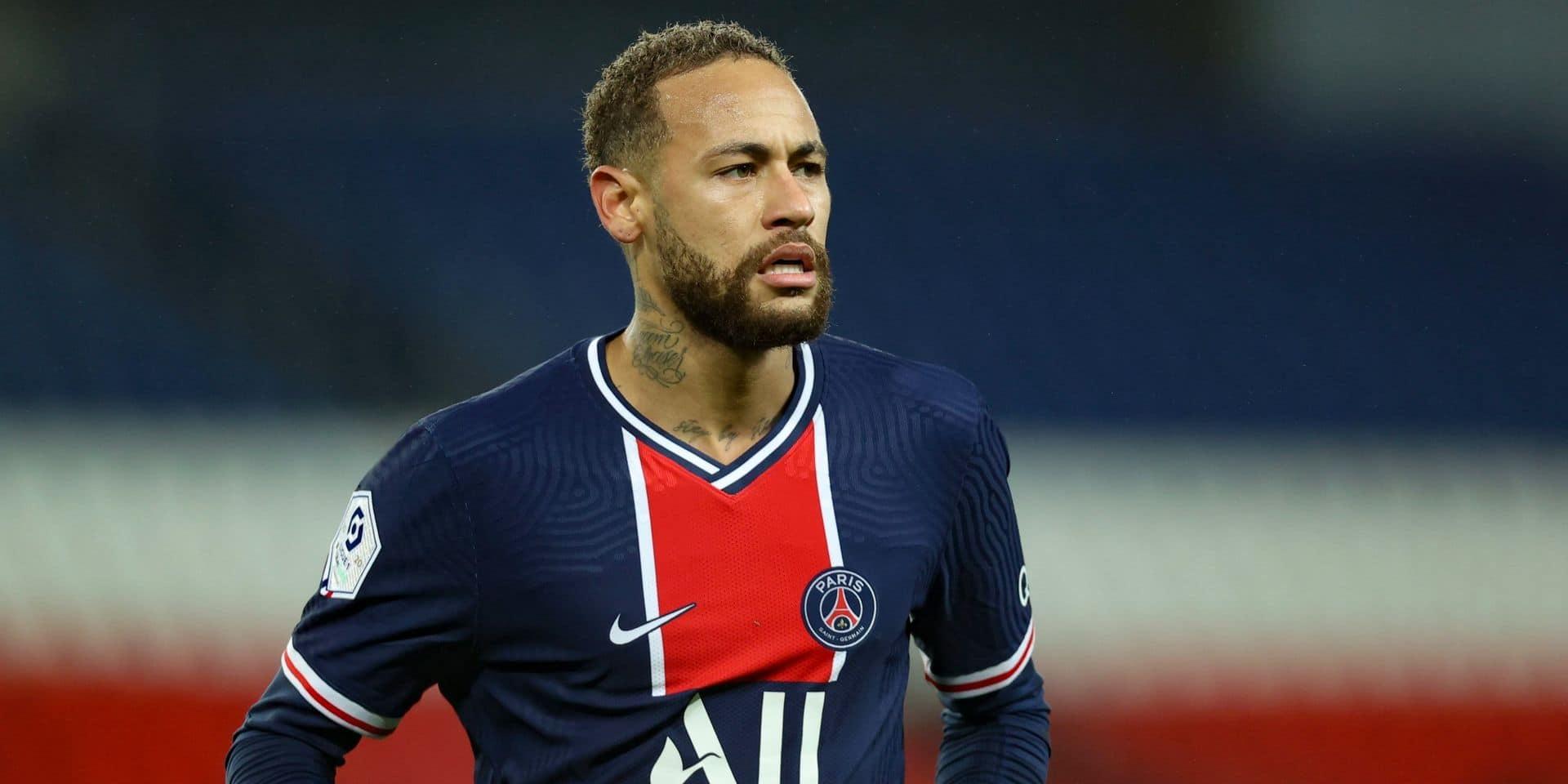 """Le clan Neymar dément l'implication de Neymar dans l'organisation d'une grosse fête au Nouvel an: """"Aucun rapport avec lui"""""""