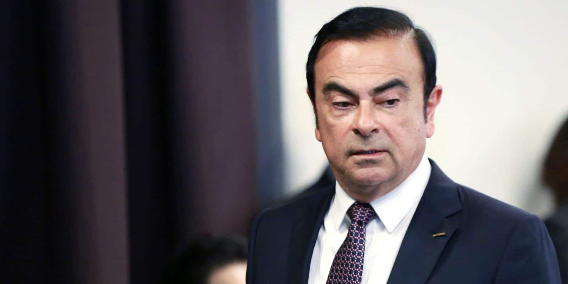 L'appel de Ghosn rejeté par la Cour suprême du Japon (presse)
