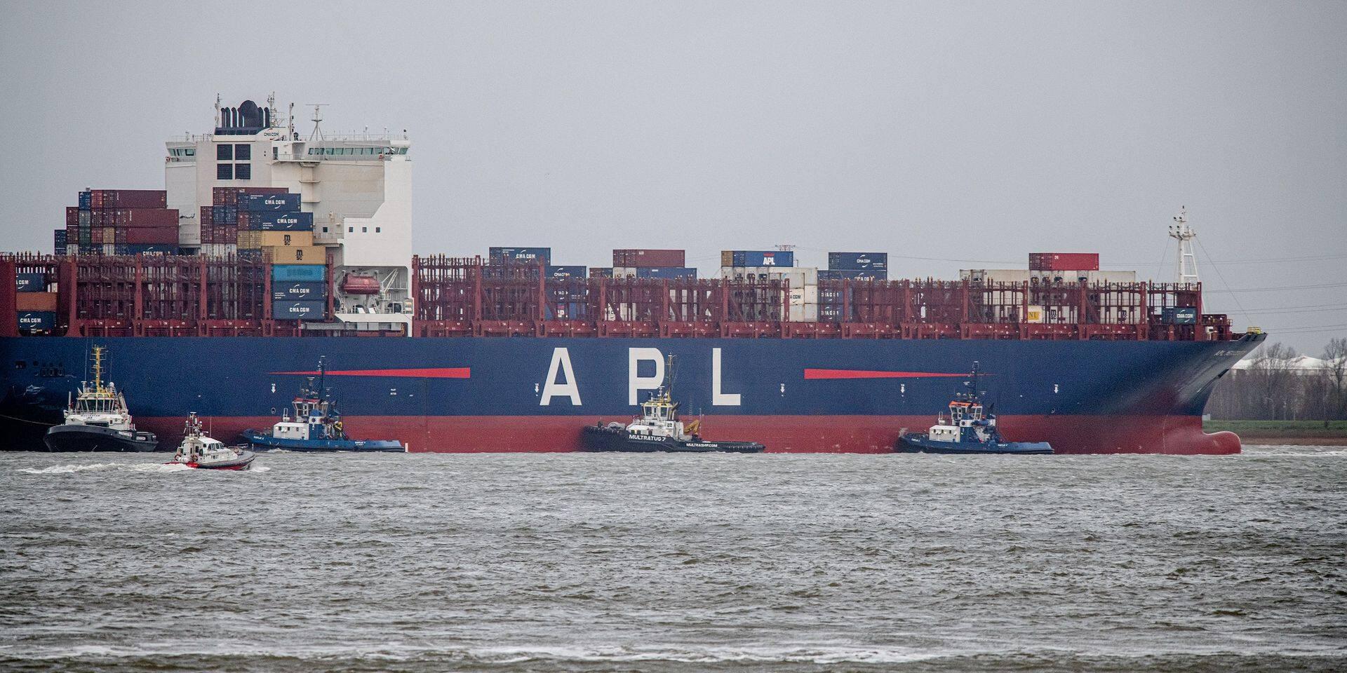 """Le Port d'Anvers devient un laboratoire pour les applications """"business"""" de la 5G"""