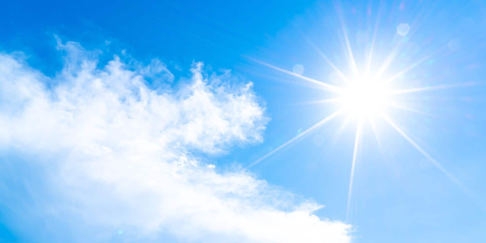 Météo: jusqu'à 29 degrés ce jeudi !