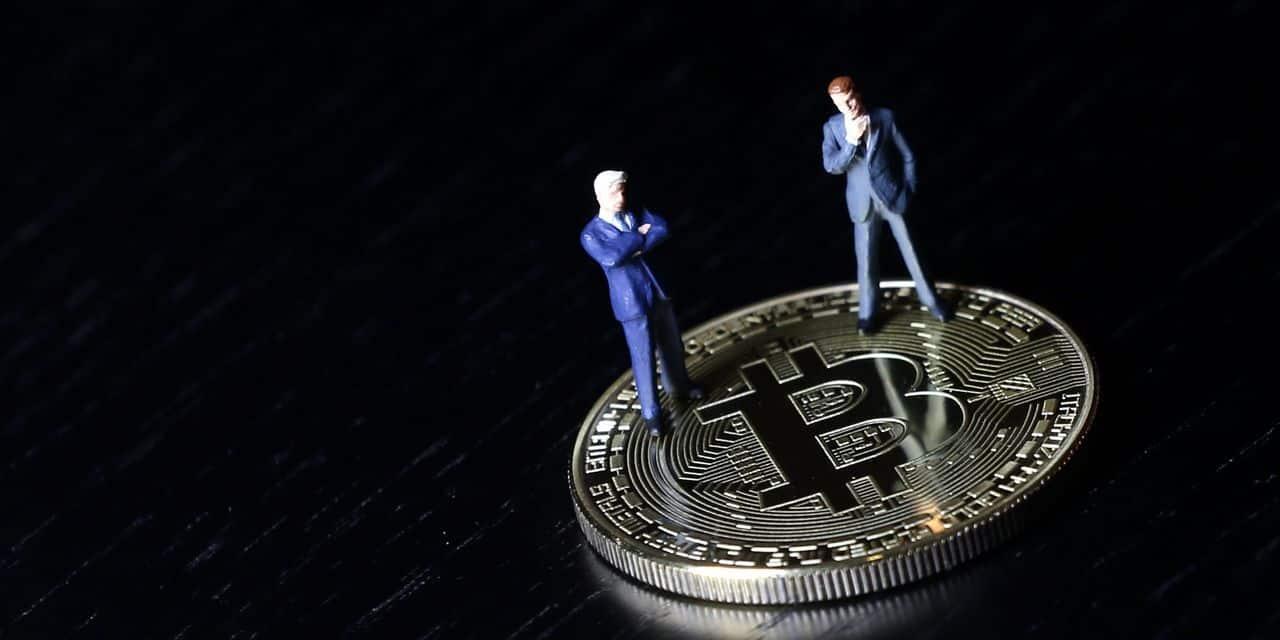 Le tout premier fonds de bitcoins négocié en Bourse entre à la cotation cette semaine - lalibre.be