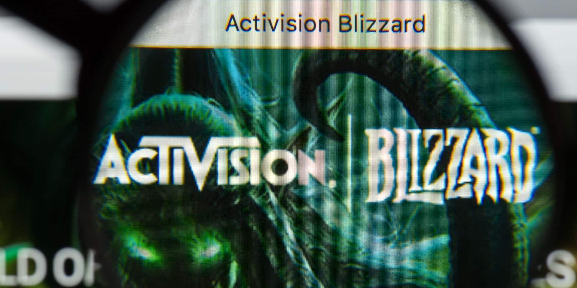A l'issue d'un excellent exercice, Activision Blizzard part à l'assaut d'une année incertaine
