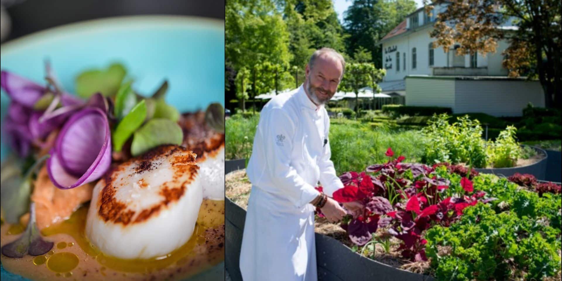 9 restaurants de Bruxelles et Wallonie qui cultivent leur propre potager