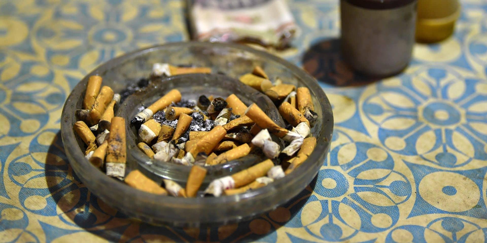 Sans surprise, le tabagisme à l'origine de huit cas de cancer du poumon sur dix