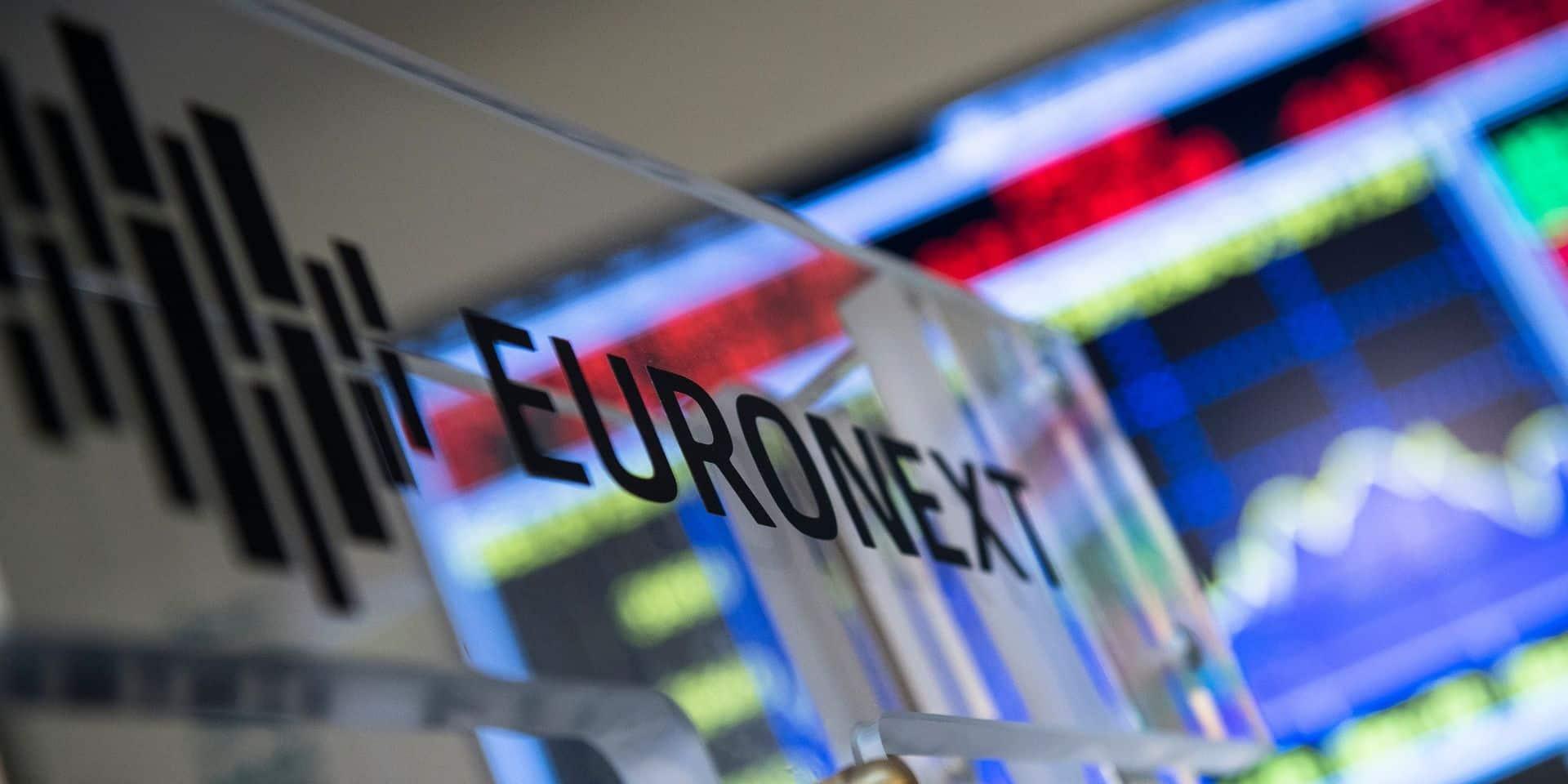 Les marchés européens clôturent en légère hausse, après un début de semaine compliqué