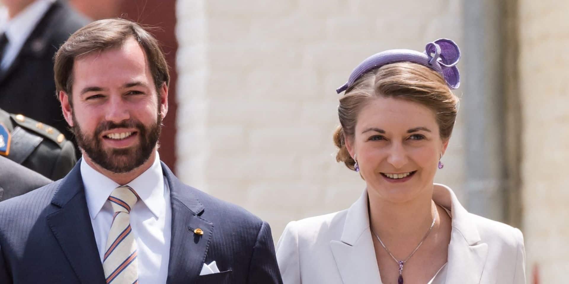 Charles de Luxembourg: des photos inédites du Prince dévoilées pour son premier anniversaire