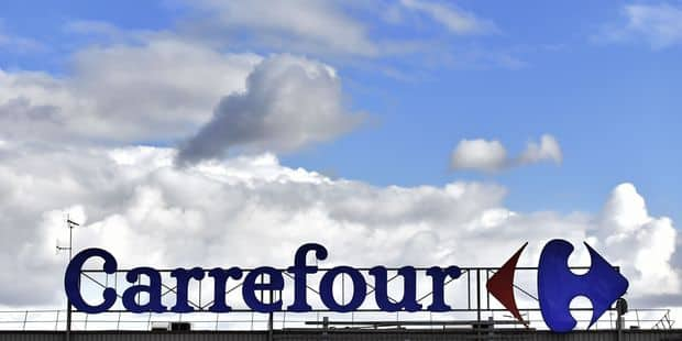 Carrefour : après 19h de négociations, direction et syndicats se quittent sur un échec - La Libre