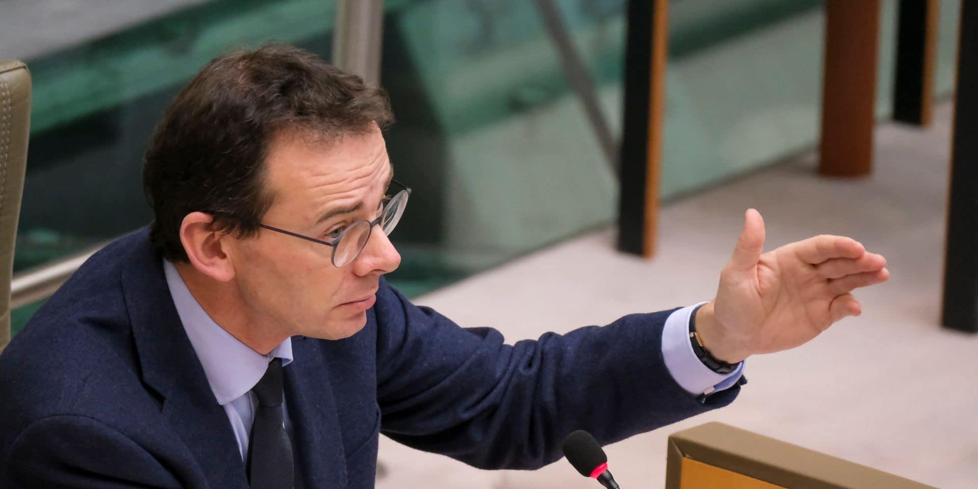 Selon Wouter Beke, il y aura 100.000 vaccinations la semaine prochaine en Flandre