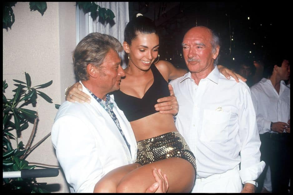 En 1994, l'actrice et le