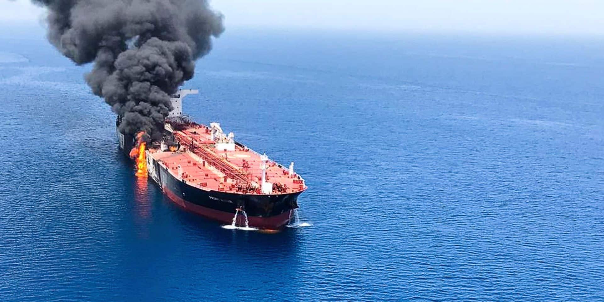 """Attaque de deux pétroliers: ces alliés des Etats-Unis qui pourraient être derrière cette """"manipulation orchestrée"""""""