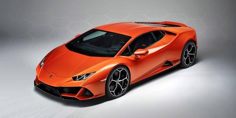 Il vend des Lamborghini… tout en étant au CPAS!