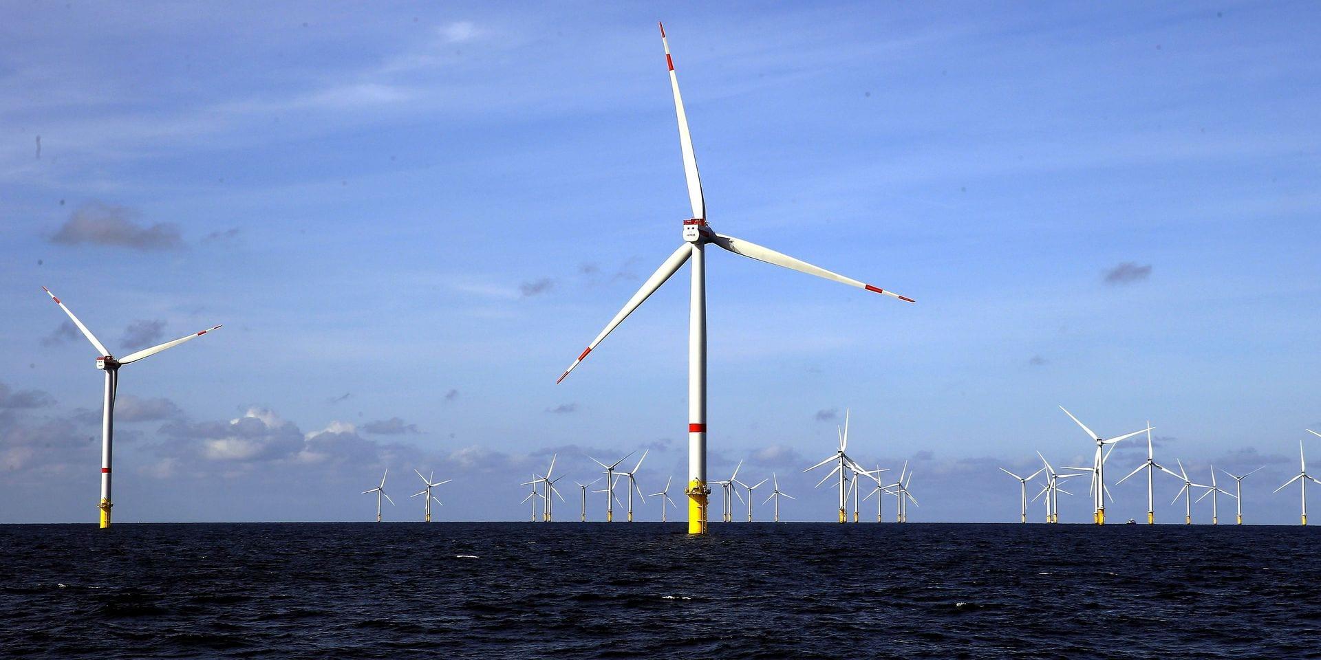 Les éoliennes réduisent les émissions de gaz à effet de serre mais contribuent au réchauffement à la surface de la Terre