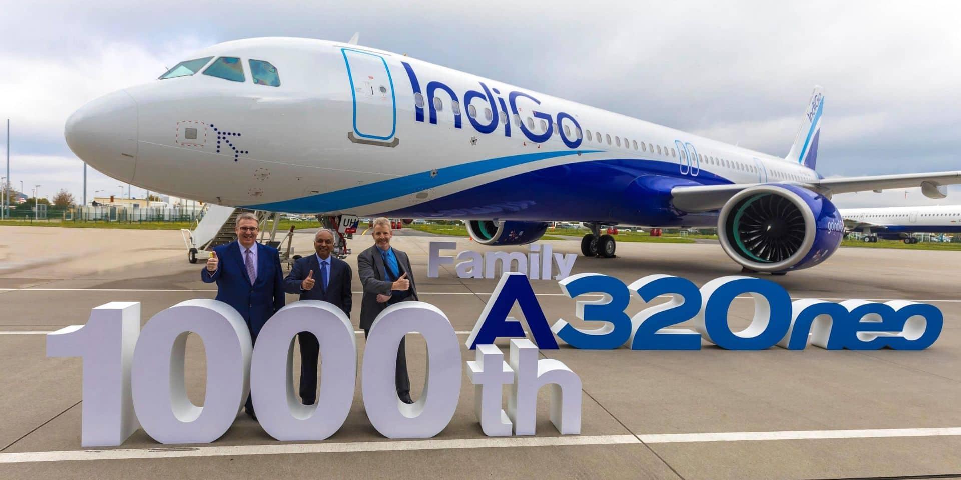 Date historique pour Airbus, qui livre son 1000e A320neo