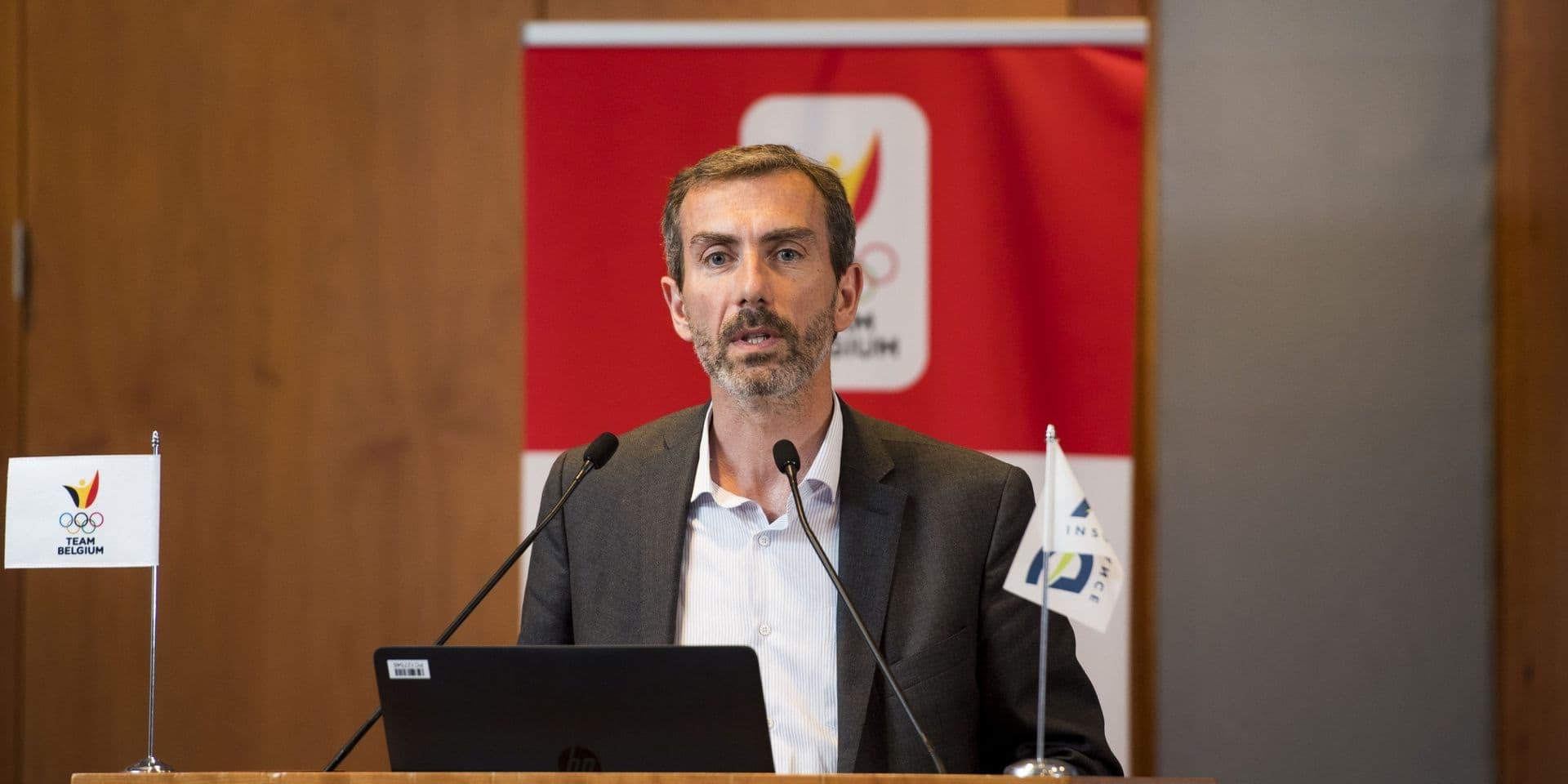 Marc Coudron candidat à la présidence de la fédération internationale de hockey