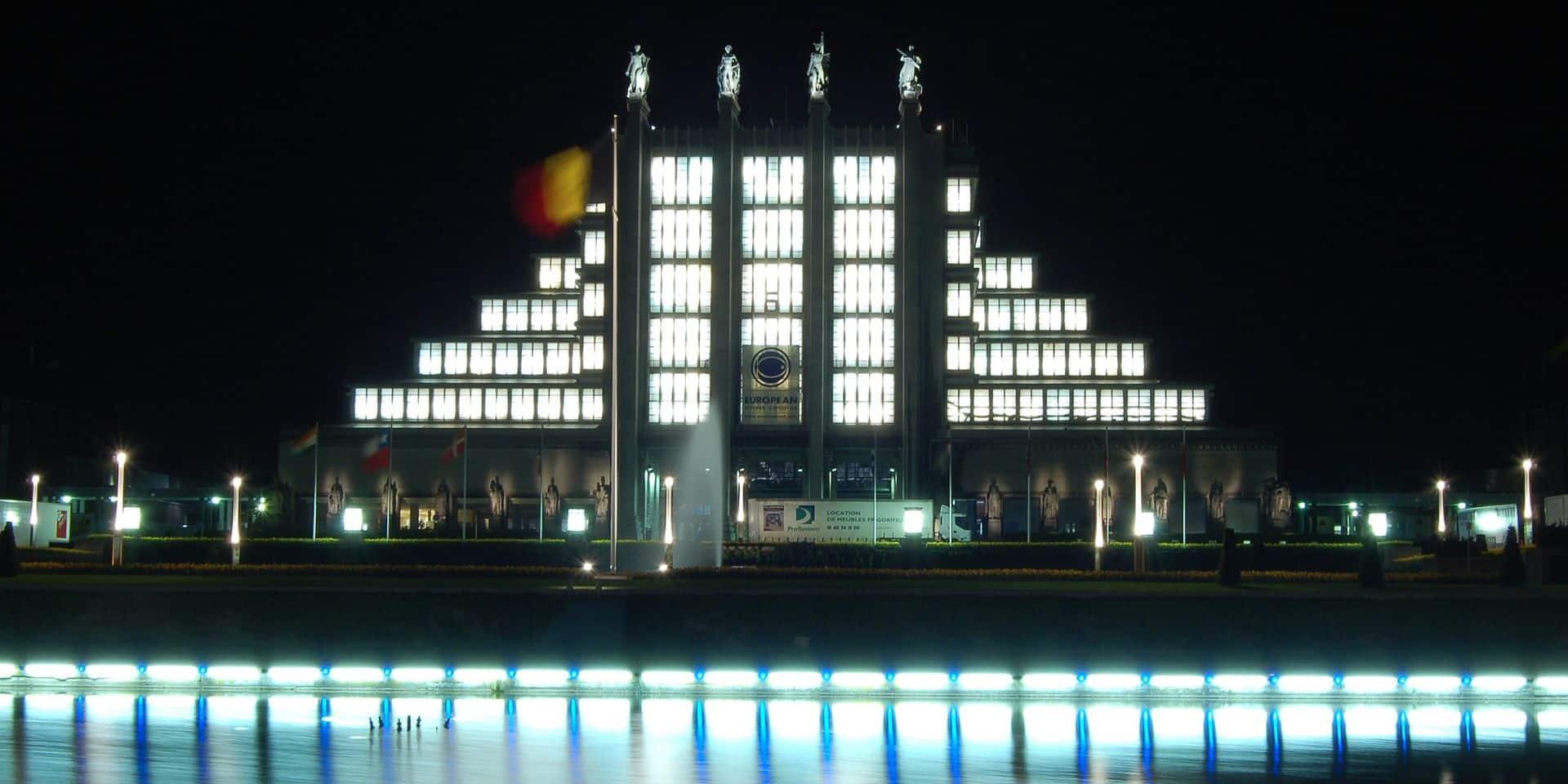 """Pascal Smet: """"Rénover les palais du Heysel est une priorité absolue"""""""