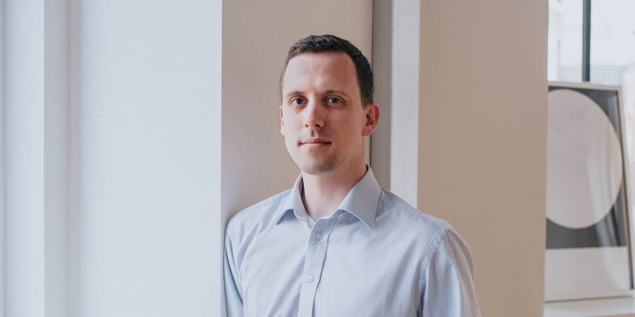 Andy Bryant, co-head et COO de Bitflyer Europe.
