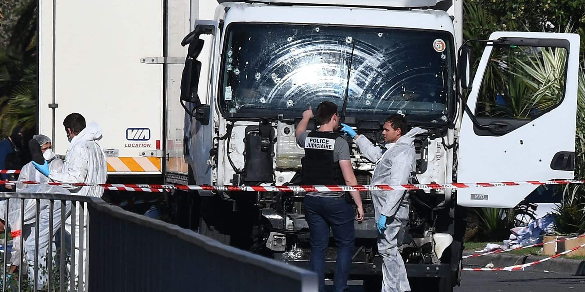 Attentat de Nice en 2016: un complice présumé de l'assaillant arrêté en Italie