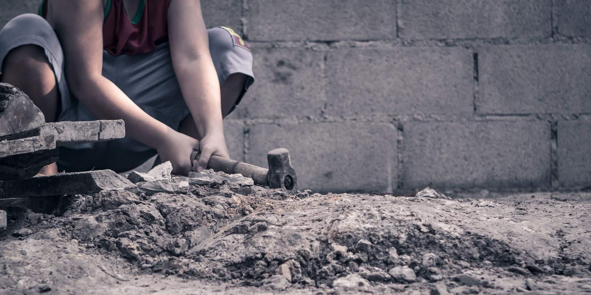 """Le travail des enfants augmente pour la première fois en deux décennies: """"Un cri d'alarme"""""""