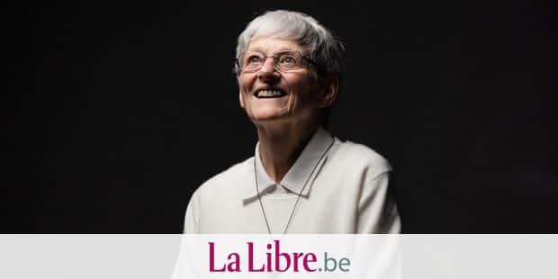 Bruxelles - Siege IPM: Soeur Bernadette Moriau - 70e miraculee de Lourdes