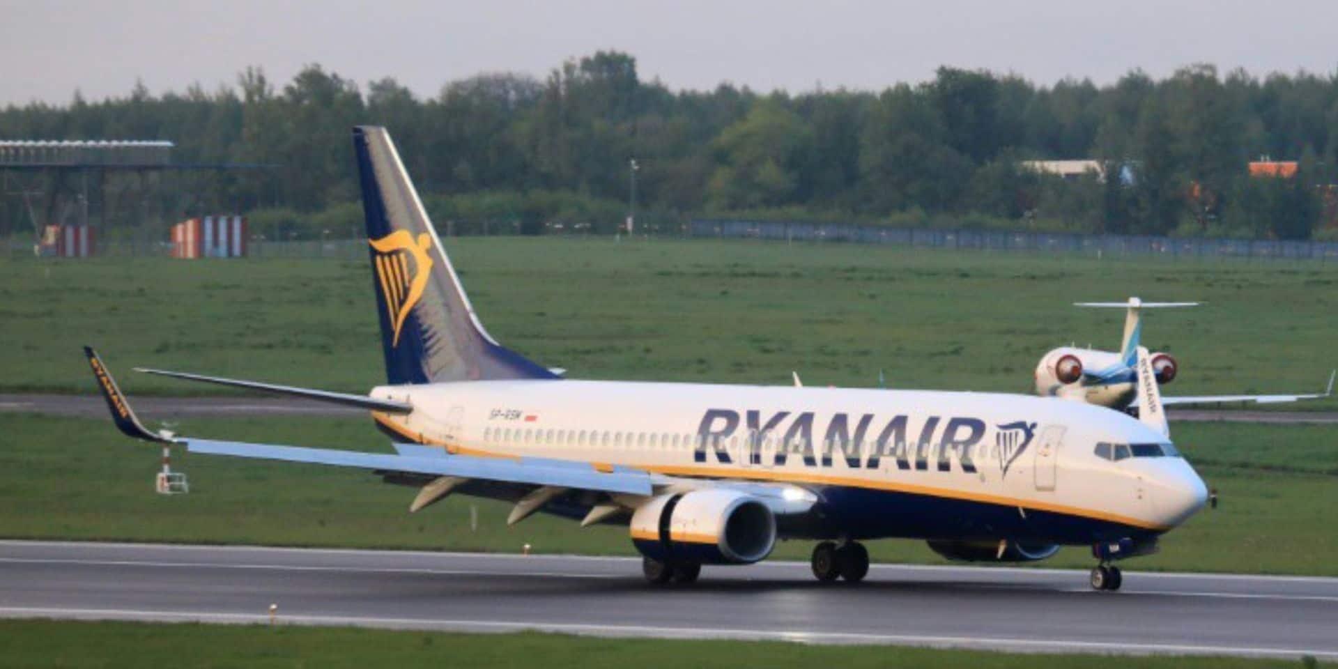 Vol Ryanair détourné: l'agence onusienne de l'aviation civile lance une enquête