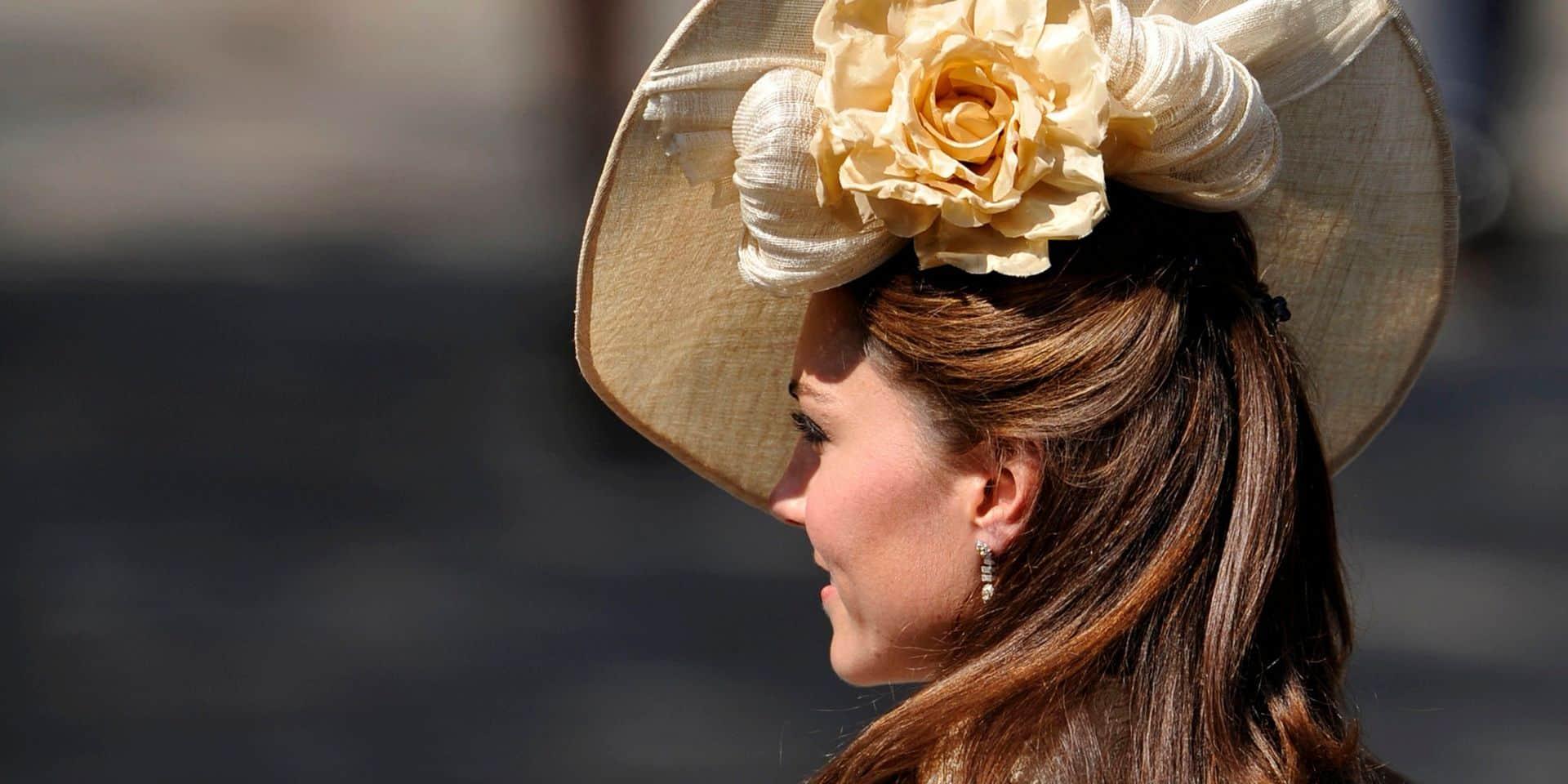 """Kate Middleton craque pour le """"bronde"""", la tendance capillaire de l'été"""