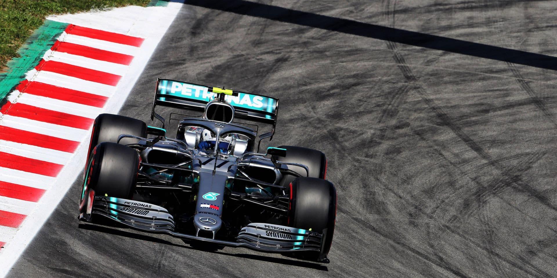 Mercedes plus fort que jamais?