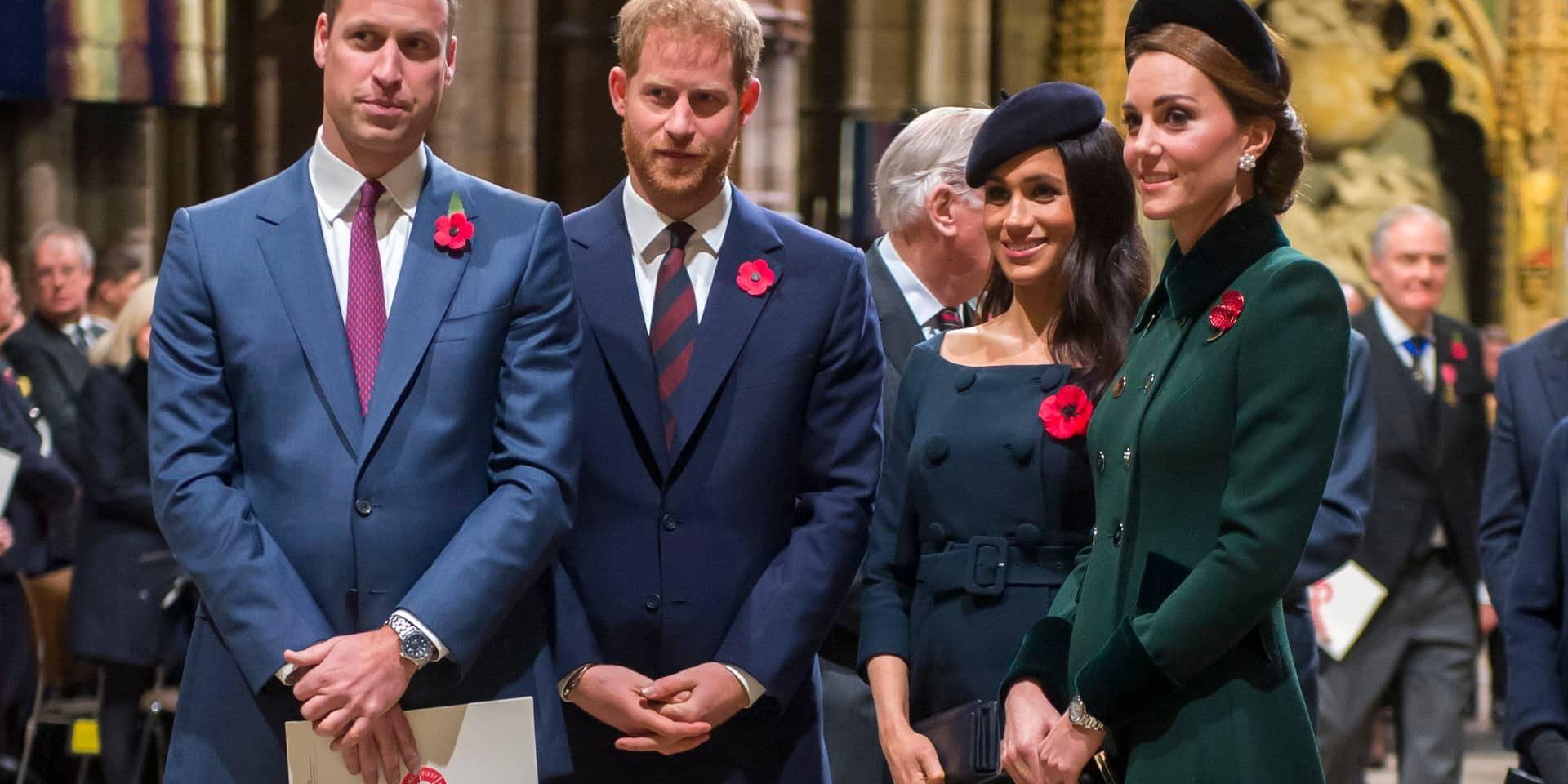 Sourires, nature et amour : la famille royale britannique vous présente ses cartes de Noël