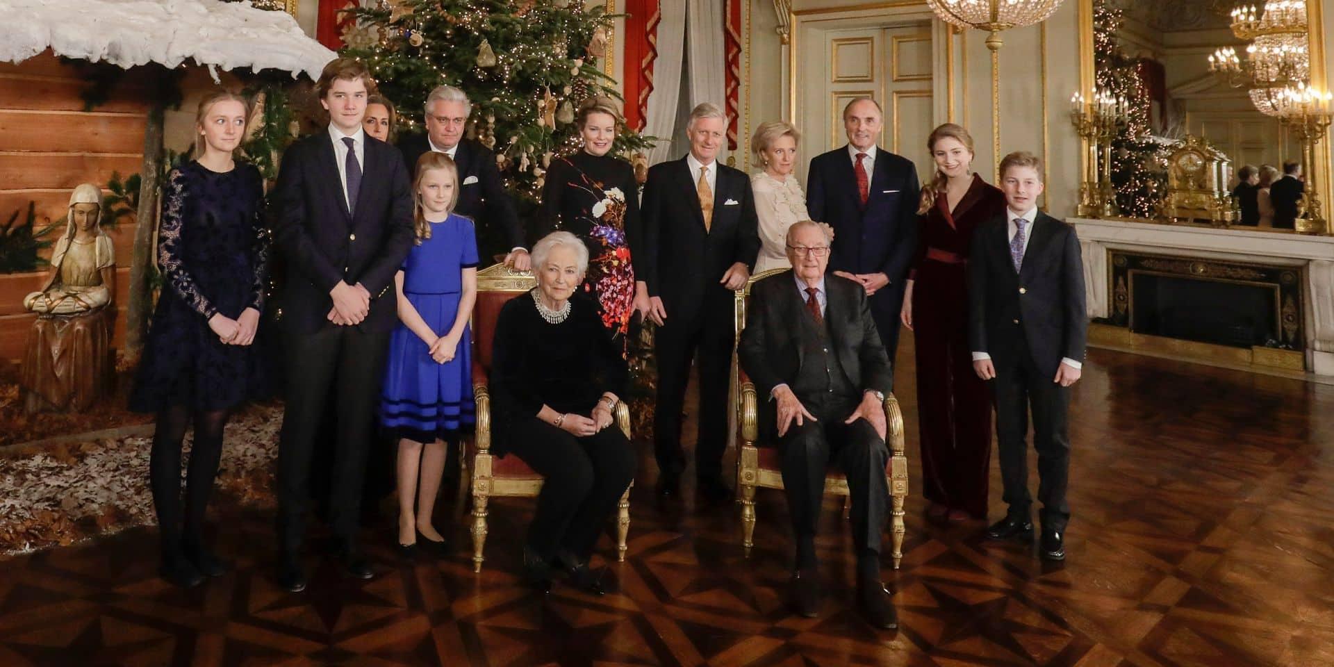 Concert de Noël: la famille royale au grand complet