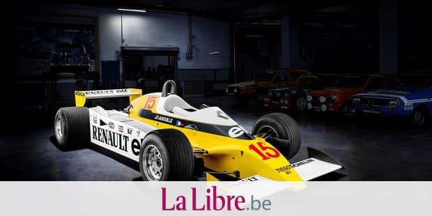 1979 - Formule 1 RS 10