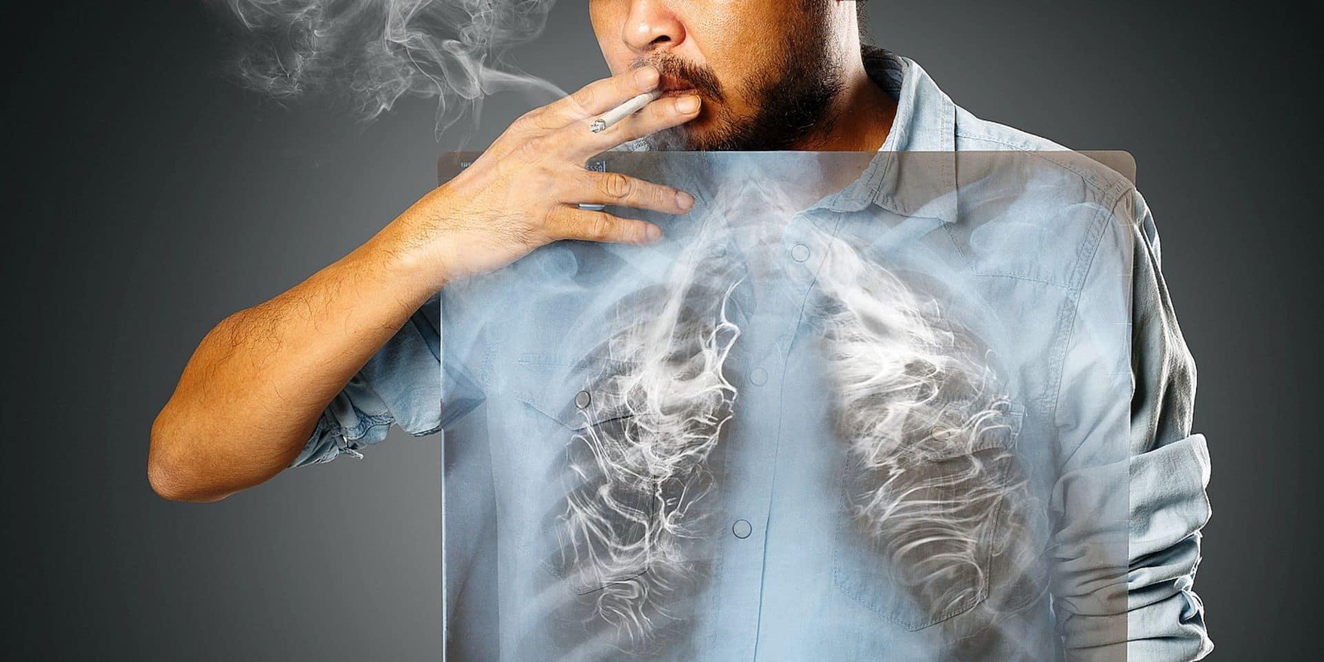 Vous pensez que fumer quelques cigarettes par jour, c'est moins grave? Vous avez tort