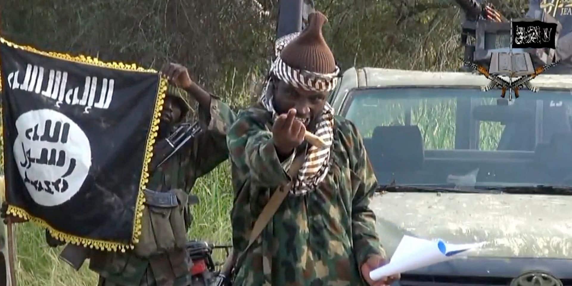 """Nigeria: le chef de Boko Haram """"grièvement blessé"""""""