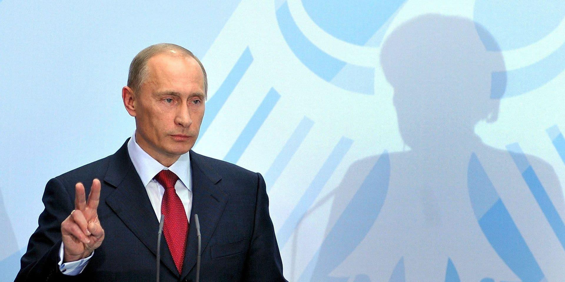 De quoi Poutine et Merkel vont-ils parler? Facile à deviner...
