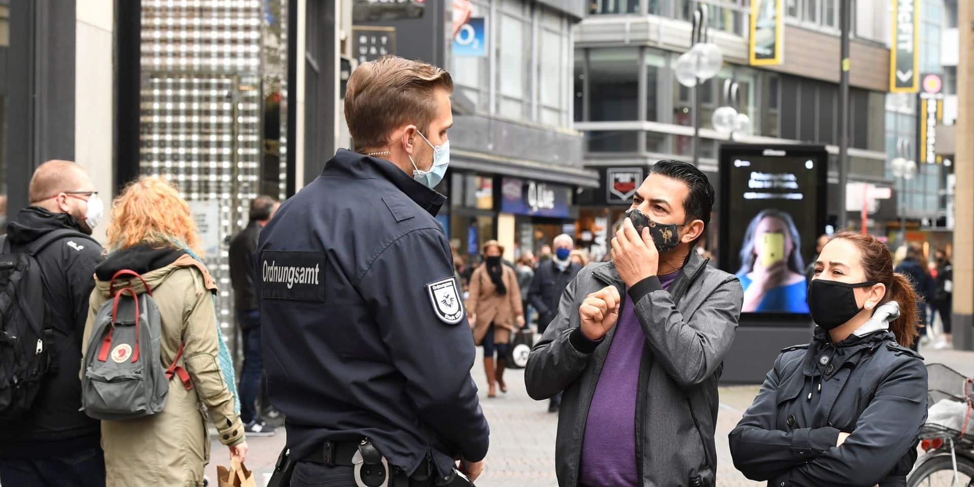 Face à l'augmentation inquiétante des contaminations, plusieurs grandes villes allemandes durcissent leurs mesures sanitaires
